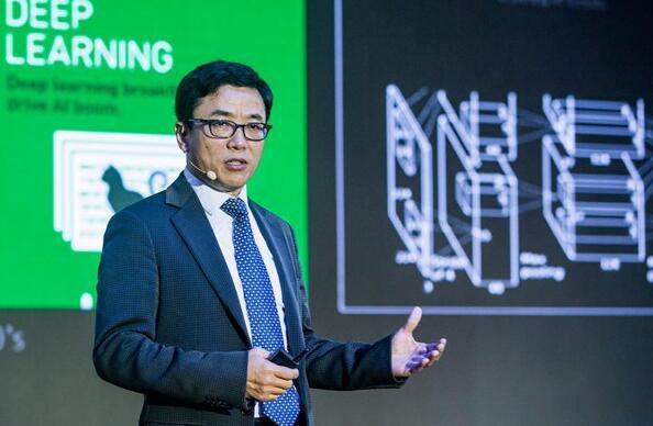 英伟达中国区总经理谈京东无界零售的技术基础