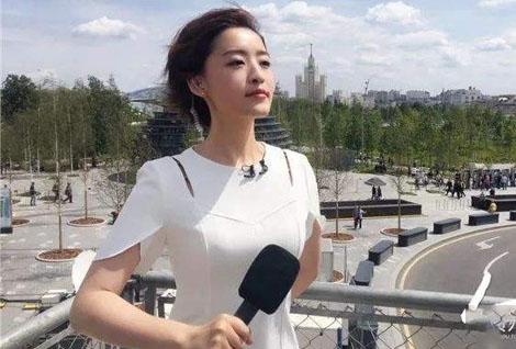 央视美女主播26岁生日,英超豪门送暖心祝福