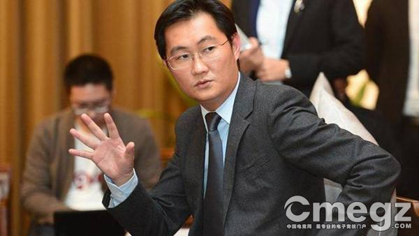 游戏版号核发 腾讯股价上涨,马化腾重登中国首富宝座