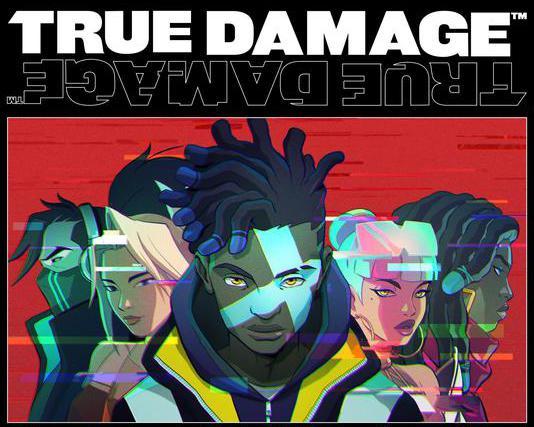 """《英雄联盟》全新音乐团体""""True Damage""""即将上线"""