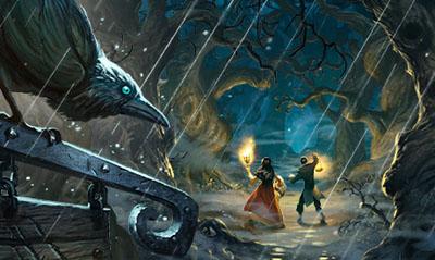 突袭回响奇偶数 炉石传说《女巫森林》新机制解析