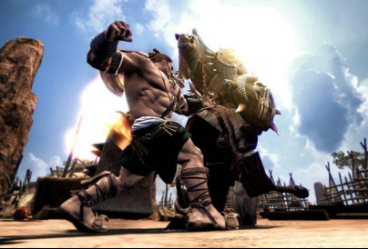 打击感暴爽的次世代开放式MOBA游戏《无境战地》