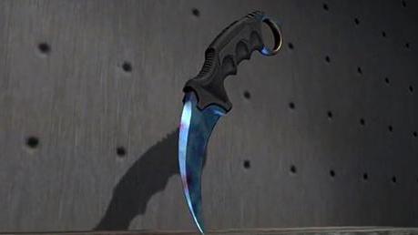 刀说----最受玩家喜爱的爪子刀居然只要白菜价