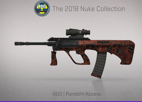 MP5皮肤来了,Major掉落全新纪念品皮肤!