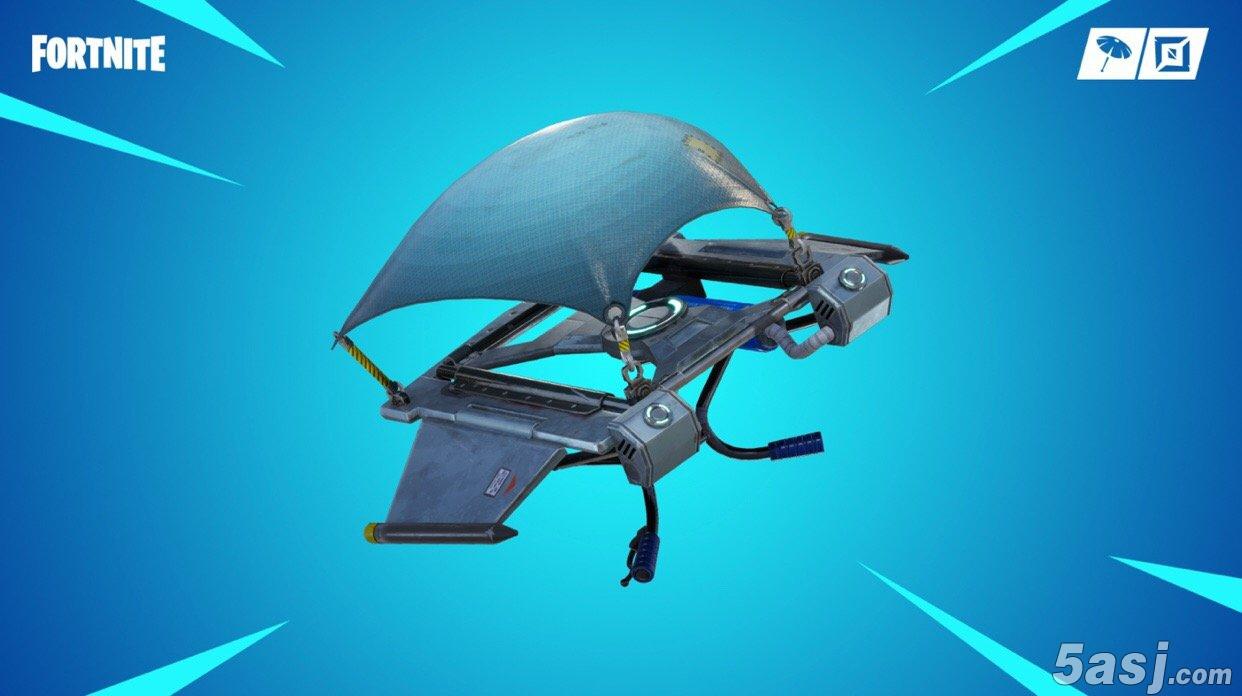 堡垒之夜滑翔伞道具占用格子 引玩家强烈不满