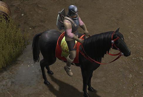 泰亚史诗:中世纪世界怎能少了坐骑的陪伴?