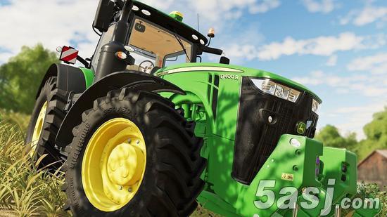 《模拟农场》也要办电竞联赛 奖金池25万欧元