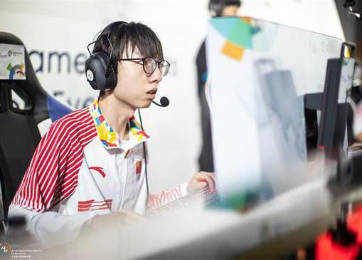 亚运会LOL项目:中国团队3胜1负确认小组出线