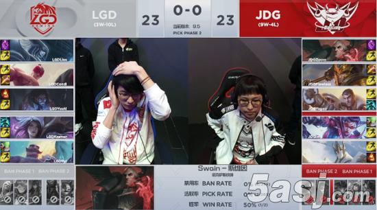 LGD击败JDG,进不了季后赛的LGD是不可战胜的