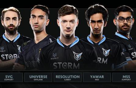 Resolut1on宣布离队 将和宇宙哥携手再战新赛季