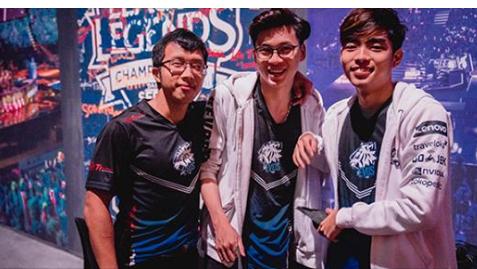 EVOS战队:将代表越南参加亚运会资格赛