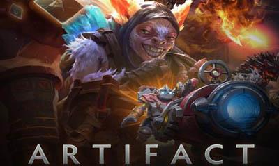 Artifact发售日期正式公布 将于8月底首次对外展示