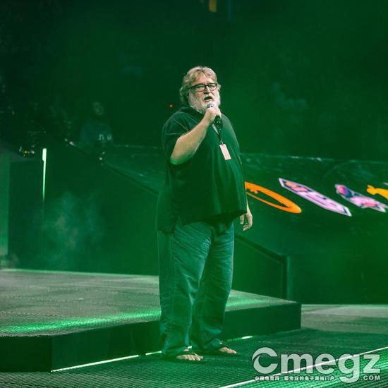 Gabe Newell宣布TI开始