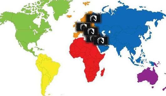另类视角盘点TI:DOTA2之国家地理