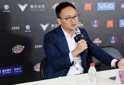 雅加达亚运会后的KPL—新华电竞专访KPL联盟主席张易加