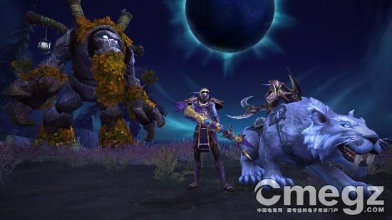 《魔兽世界》8.1新版本内容预计上线时间表
