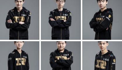 RNG官方发布战队定妆照:有熟悉的朋友 也有崭新的面孔