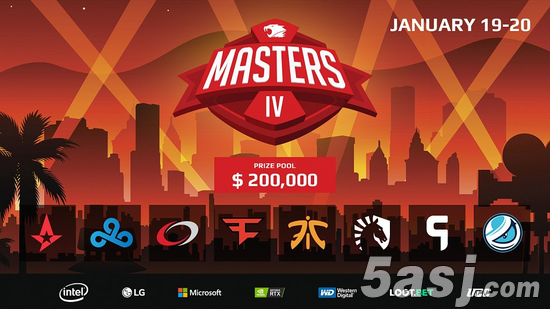 2019开年大赛 iBUYPOWER Masters IV 赛事前瞻