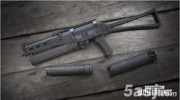 《绝地求生》第25轮更新:新枪械野牛竟是AK的儿子?