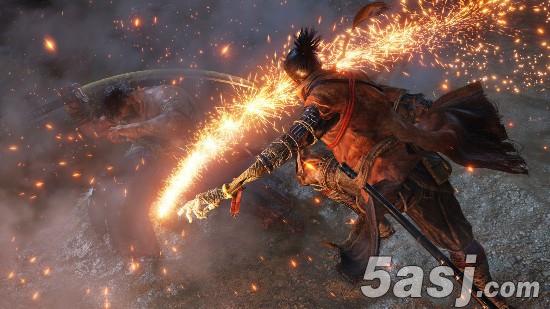 Steam一周销量排行榜:《只狼》蝉联第一