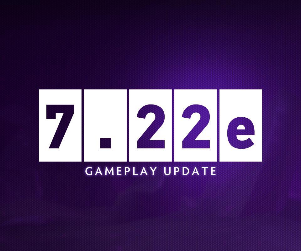 DOTA2 7月15日更新详细解读:7.22e 平衡性更新