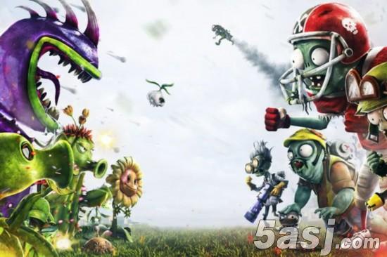 """EA正研发《植物大战僵尸》代号""""Picnic"""""""